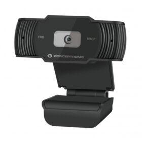 CONCEPTRONIC AMDIS 1080P Full HD web kamera i mikrofon AMDIS04BNEUEVERSION