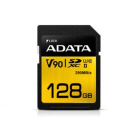ADATA SDXC UHS-II U3 Class 10 128 GB Premier One ASDX128GUII3CL10-C