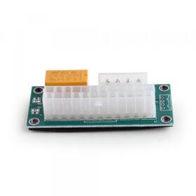 CableXpert Dual Netzteiladapter MOLEX A-PSU2M-01