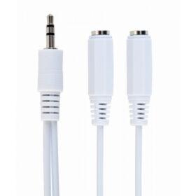 CableXpert 3,5 mm kabel za audio razdjelnik 10 cm CCA-415W