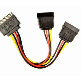 CableXpert SATA Kabel za napajanje 0,15 m CC-SATAM2F-01
