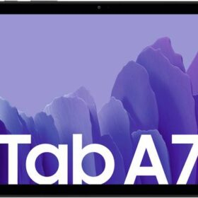 Samsung Galaxy Tab A 32 GB siva - 10,4-inčni tablet - A7 2 GHz 26,4 cm-zaslon SM-T505NZAAEUB