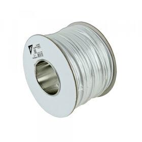 6-jezgreni alarmni kabel CableXpert bijeli 100 m zaštićeni valjkom AC-6-002-100M