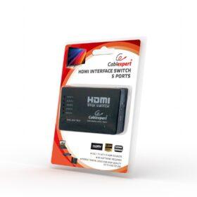 CableXpert 5-portni HDMI-prekidač DSW-HDMI-53
