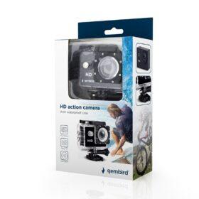 Gembird HD Action Cam s vodonepropusnim kućištem ACAM-04