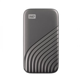 WD SSD 500 GB Mypassport USB3.1 svemirsko siva WDBAGF5000AGY-WESN