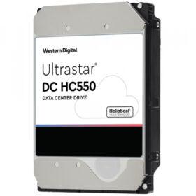 WD Ultrastar DC HC550 - 3,5 inča - 18000 GB - 7200 o / min 0F38459