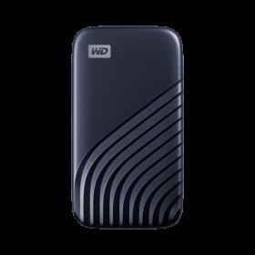 2TB WD MyPassport USB 3.2 Gen2 ponoćno plava WDBAGF0020BBL-WESN