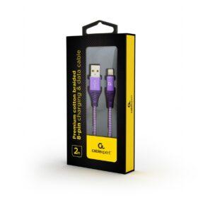 CableXpert 8-pinski kabel 2m CC-USB2B-AMLM-2M-PW
