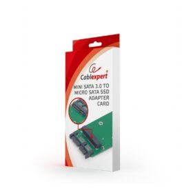 CableXpert Mini SATA 3.0 na Micro SATA 1.8 SSD adapter karticu EE18-MS3PCB-01