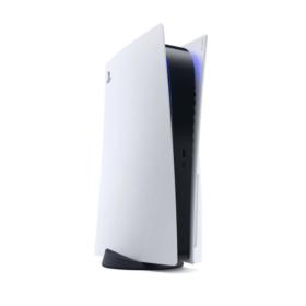 Sony PlayStation 5 Digital Edition 825 GB Wi-Fi crno bijela