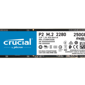 Presudno P2 - 250 GB - M.2 - 2100 MB / s CT250P2SSD8