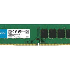 Presudno 32 GB - 1 x 32 GB - DDR4 - 2666 MHz - 288-pinski DIMM CT32G4DFD8266
