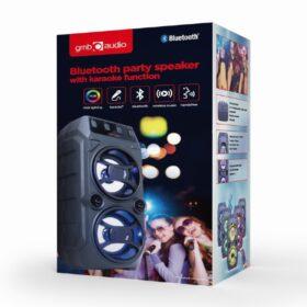 GMB Audio Bluetooth zvučnik s karaoke funkcijom SPK-BT-13