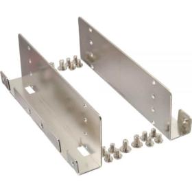 Gembird Metalni okvir za montažu za 4 kom x 2,5 SSD na 3,5 odjeljka MF-3241