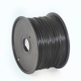 3D printer Gembird ABS filament 1,75 mm crni 3DP-ABS1,75-01-BK
