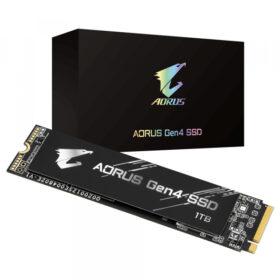 GIGABYTE SSD AORUS 1TB M.2 PCIe GP-AG41TB Gen4 | GP-AG41TB