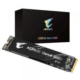 GIGABYTE SSD AORUS 2 TB M.2 PCIe GP-AG42TB Gen4   GP-AG42TB