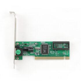 Gembird 100Base-TX PCI schnelle Ethernet karta s Realtek Chipsatz NIC-R1
