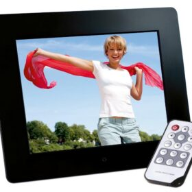 Intenzivni digitalni okvir za fotografije PHOTOBASE 8