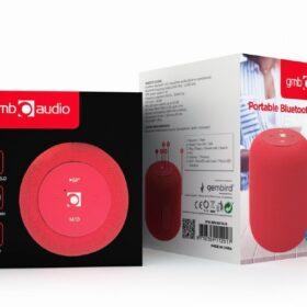 GMB Audio bluetooth zvučnik SPK-BT-15-R