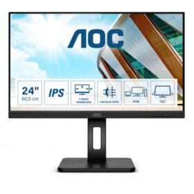 AOC 60,5 cm (23,8 inča) - Full HD - LED - 4 ms - Crna 24P2C