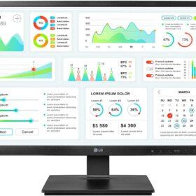 LG 24 Zero Client Monitor 24CK550Z DVI + D-Sub + USB crni IPS 24CK550Z-BP