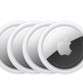 Apple AirTag 4. uređaj protiv gubljenja Bluetooth-oznaka MX542ZM / A