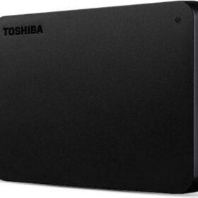 Osnove Toshibe Canvio 2TB 2,5 s adapterom tipa C HDTB420EK3AB