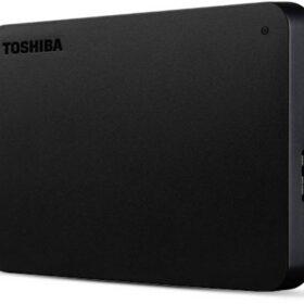 Osnove Toshibe Canvio 4TB 2,5 s adapterom tipa C HDTB440EK3CB