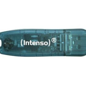 SDHC 4GB Intenso CL4 blister