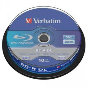 BD-R 50GB Verbatim 6x 10 torta za torte 43746