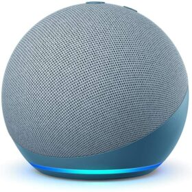 Amazon Echo Dot (4.) plava / siva B084J4QQFT