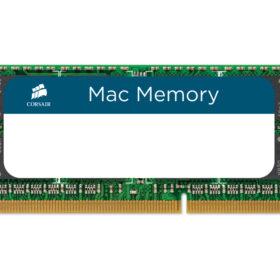 Corsair 8 GB - 1 x 8 GB - DDR3 - 1600 MHz - 204-pinski SO-DIMM CMSA8GX3M1A1600C11