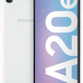 Samsung SM-A202F Galaxy A20e Dual Sim 32 GB bijeli EU - SM-A202FZWDITV