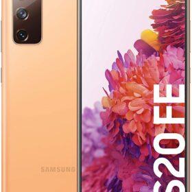 Samsung SM-G780F Galaxy S20FE Dual Sim 6 + 128 GB narančasti oblak DE - SM-G780FZODEUB
