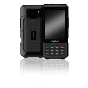 Cyrus CM17XA Dual Sim 16 GB crni DE - CYR11025