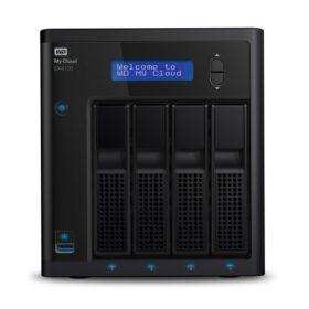 WD My Cloud EX4100 16TB NAS s WD Red pogonima 1,6 GHz WDBWZE0160KBK-EESN